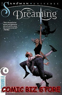 Dreaming #4 (2018) 1St Printing Bagged & Boarded Dc Universe
