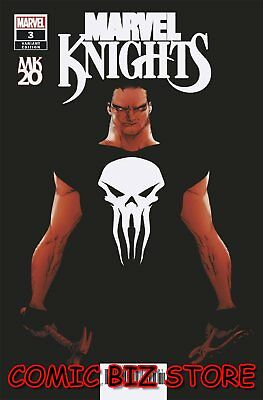 Marvel Knights 20Th #3 (Of 6) (2018) 1St Print Scarce 1:25 Jae Lee Variant Cover