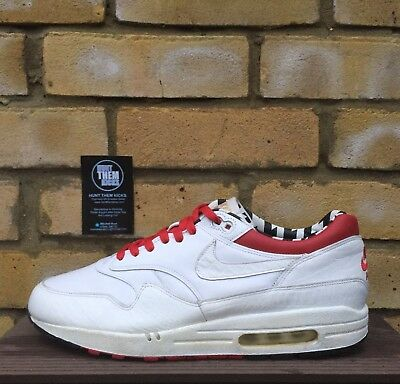 2007 NIKE AIR Max 1 Euro Champ UK 11 EUR 90,65 | PicClick IT