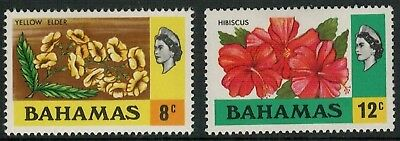 Lot 5148 - Bahamas 1971 mint hinged Queen Elizabeth II definitive stamp part set