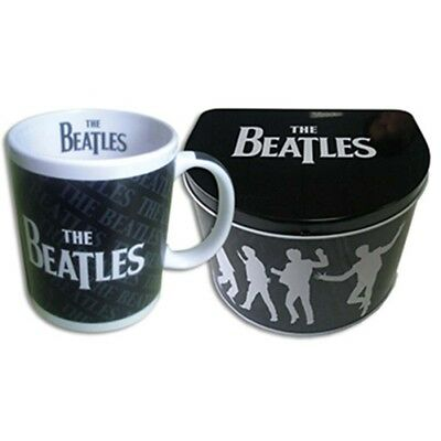 The Beatles Mug - In Tin Box - New / Official