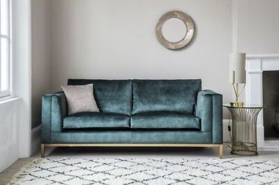 Treyford 140cm Fabric Sofabed (36 Fabric Colours Available)