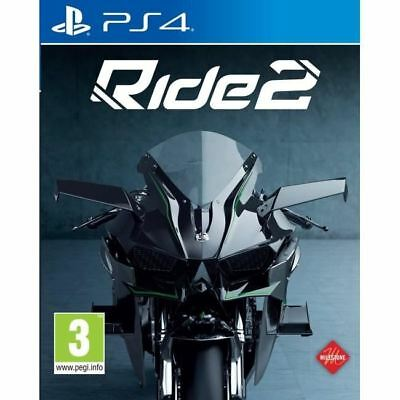 Ride 2 - PS4 IMPORT neuf sous blister