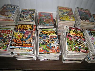 Huge Comic Book Lot 25 Marvel Dc Indy Superman Batman X-Men No Doubles Free Ship