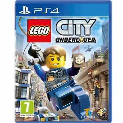 Lego City Undercover - PS4 IMPORT Neuf sous Blister