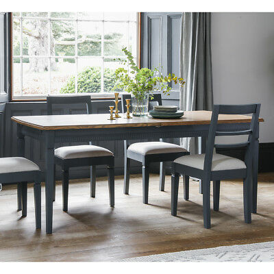 Gallery Direct Bronte Extending Dining Table & Chairs