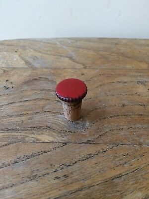 Original Clarice Cliff Sugar Sifter Red Stopper