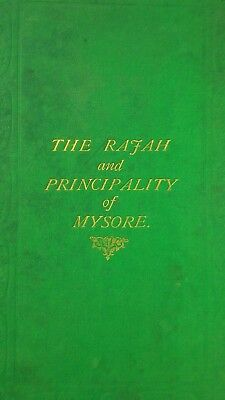 East Indian company Rajah Maharaja Mysore Lord Stanley MP 1865 first edition