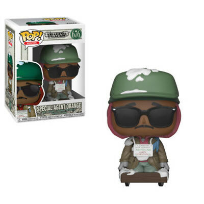 Trading Places - Special Agent Orange - Funko Pop! Movies: (2018, Toy NUEVO)