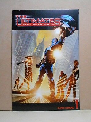 THE ULTIMATES Vol.1 #1 3/02 MARVEL 1st Print 9.0 VF/NM- Uncertified MILLAR/HITCH