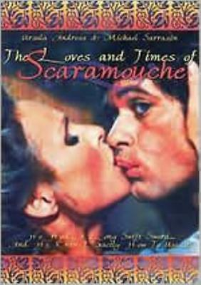 LOVES & TIMES OF SCARAMOUCHE (Region 1 DVD,US Import,sealed)