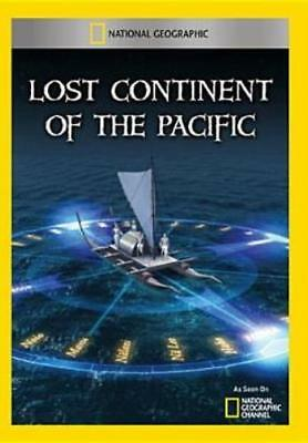 LOST CONTINENT OF THE PACIFIC (MOD) (Region 1 DVD,US Import,sealed)