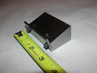 Machinist's Toolmakers Precision V Block w/ Removable Plate