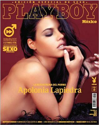 Playboy Mexico - September 2018  Electronic PDF magazine