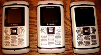 Samsung*T-Mobile*Comeback*Cell Phone LOT*Please Read*USED*FREE Shipping