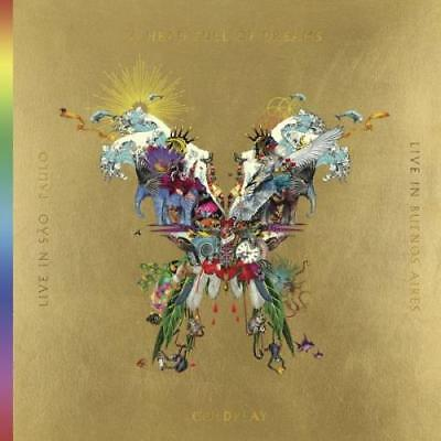 Coldplay: Butterfly Package (Live In Buenos Aires / Live In) (Cd)