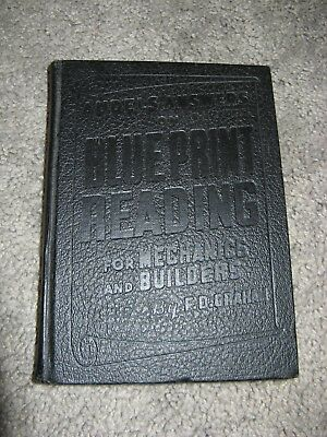 Audel's Answers on Blueprint Reading for Mechanics and Builders 1953