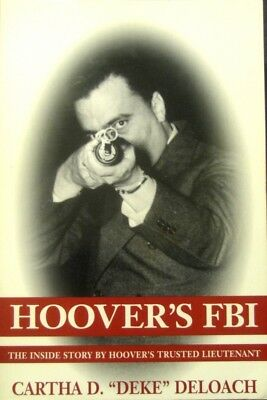Hoover's FBI - The Inside Story - Softcover 1st PRINT 1997 - EXCELLENT