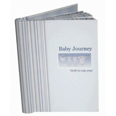 Baby Boy Journal - Keepsake/Memory/Record Book First year baby book