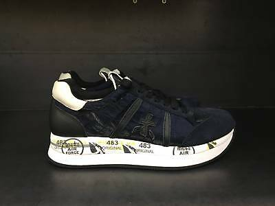 SCARPE PREMIATA DONNA conny 1806 SHOES sneakers pe 36 37 39 nero ... f50bb7cbea5