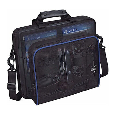 PS4 Console Case Travel Protective Padded Carry Bag Shoulder Strap Suitable Bag