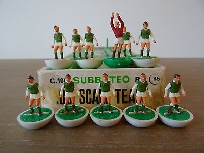 + Subbuteo Heavyweight Team HIBERNIAN - Ref: 45 - In Referenced Box +