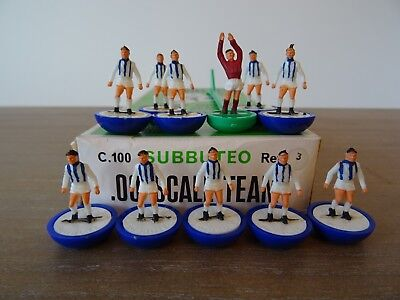 Subbuteo Heavyweight Team WEST BROMWICH ALBION - Ref: 3 - In Referenced Box