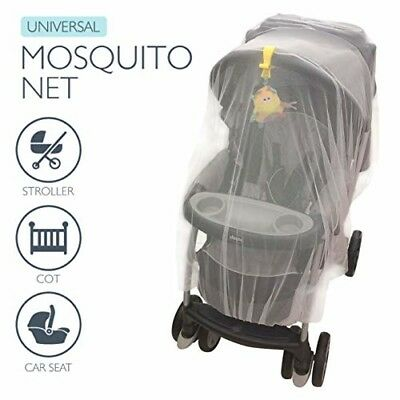 Mosquito NET for Stroller, Baby Carrier, Carriage, Infant Car Seat, Crier