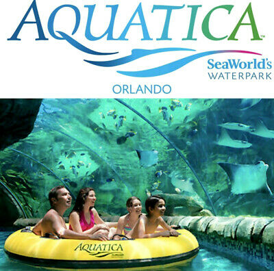 Aquatica Orlando Florida Tickets $29.99  A Promo Discount Savings Tool
