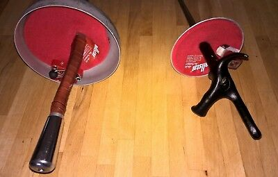 Allstar fencing: Electric Epee (French) + Foil (Ortho grip), adult, left handed
