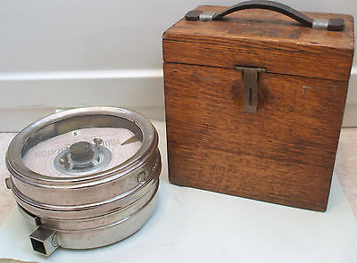 Rare Unusual Automatic Timing Clock Co Ltd Pigeon Time Keep Racing Original Box