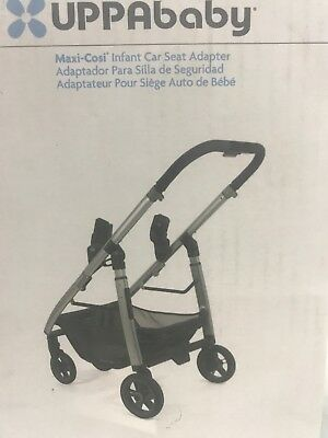 Uppababy Car Seat Adapter For Maxi CosiR NunaR And Cybex