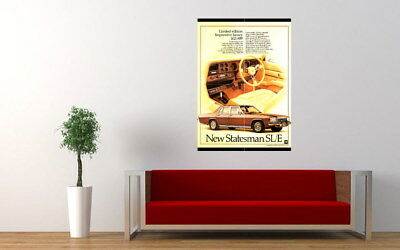 208856 1979 HZ STATESMAN SLE Decor Wall PRINT FR