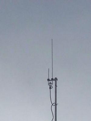 FM band 88 to 108 mhz jpole antenna