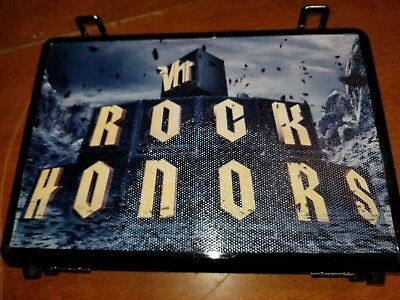NEW Chip Poker Set with Dice and KEM Cards VH-1ROCK HONORS