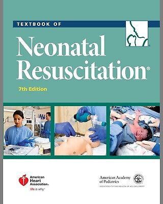 [PDF] Textbook Of Neonatal Resuscitation (NRP) 7th Edition