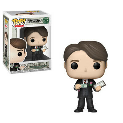 Trading Places - Louis Winthope Iii - Funko Pop! Movies: (2018, Toy NUEVO)