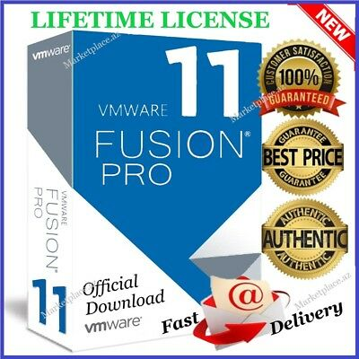 Vmware Fusion 11 Pro Mac 🔑lifetime License🔑 Official Download E-Mail Delivery