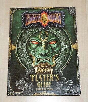 Earthdawn Third Edition Player's Guide