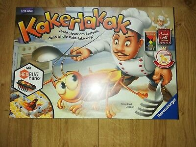 Ravensburger Kakerlakak Neu sealed OVP
