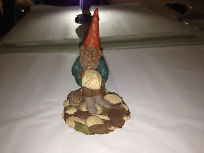 "Tom Clark Gnome ""Giovanni"" musical Sea Shells Signed  Edition  1984"