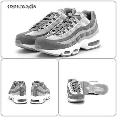 8a90545dbd NIKE AIR MAX 95 LX 'gunsmoke' women's UK 4.5 EUR 38 (AA1103 003 ...