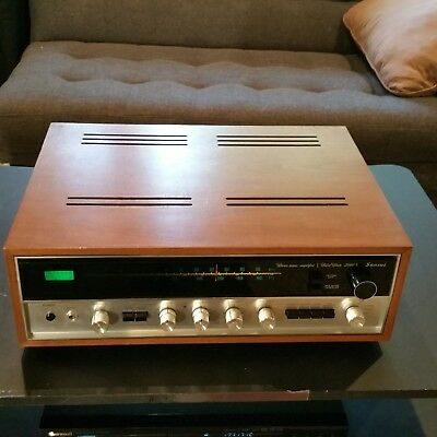 Sansui 2000X Solid-State Stereo Receiver - Very Nice Working Condition