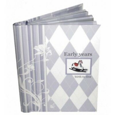 birth to 5 years baby record keepsake book 0-5 year momento