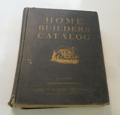 1925 Home Builders Supply Catalog