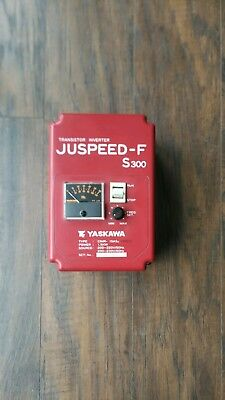 Yaskawa Vairiable Frequency Drive lathe mill machine variable speed 3 phase vfd