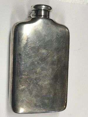 Vintage Tiffany & Co. Sterling Silver 8 Gills Large Flask Container - 500+ Grams