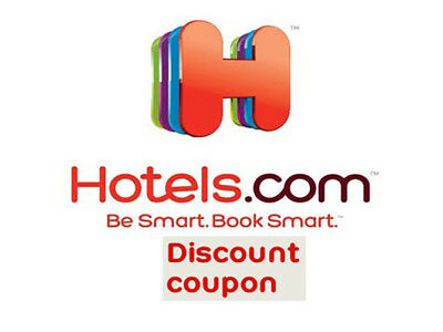 3pcs Hotels.com promo code $50 off $200+ Hotels com Discount One day delivery