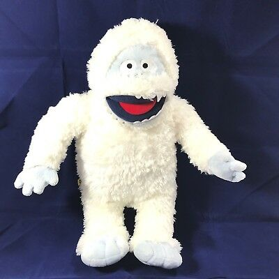 Build a Bear Abominable Snow Monster Plush from Rudolph the Red Nose Reindeer