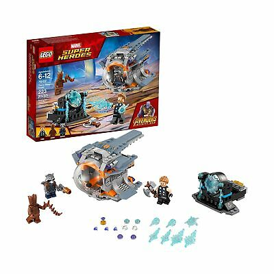 LEGO Marvel Super Heroes Avengers: Infinity War Thor's Weapon Quest 76102...